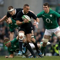 Ireland will take on both Rugby World Cup finalists next November