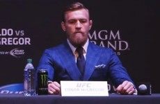 Conor McGregor and Jose Aldo on the UFC 194 media conference call