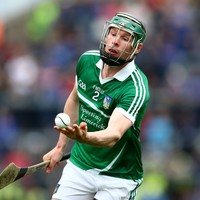 'My one sporting ambition was to hurl for Limerick' - Treaty defender retires