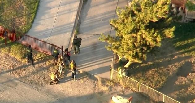 Two San Bernardino attackers identified, 14 confirmed dead in shooting