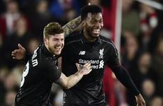 You six-y things! Sturridge double, Origi hat-trick, as Liverpool thump Southampton