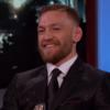 Conor McGregor sparkled on Jimmy Kimmel last night