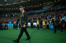 Heyneke Meyer walks away from Springboks job