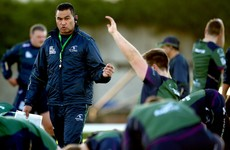 Eight changes for Lam's Connacht as Kiss hands out Ulster chances