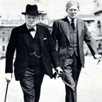 Private letters offer rare insight into life of Churchill's Irish right-hand man
