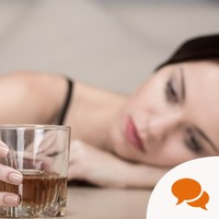 I love a drink but I don't want to end up like my dad: an alcoholic and alone