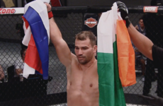 Artem Lobov: 'Whether people want me to or not, I'll represent Ireland on the big stage'