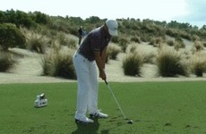 Spieth knocks in a hole-in-one at golf's most exclusive tournament