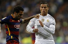 Ronaldo doesn't deserve to be a Ballon d'Or finalist - Dani Alves