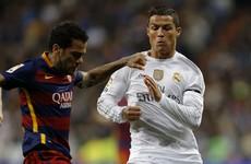 Ronaldo doesn't deserve to be a Ballon d'Or finalist – Dani Alves