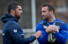 No Sexton, but Kearney is back - Leinster change 8 for Glasgow trip