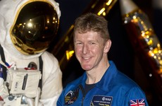 Ground control to Major Tim: Astronaut to take part in London marathon... from space