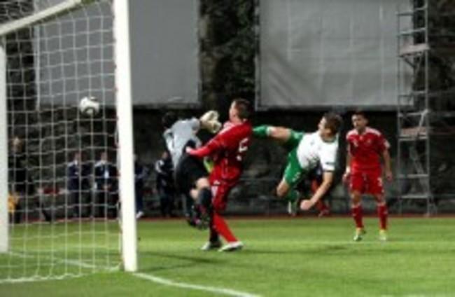 As it happened: Andorra v Ireland