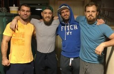 'By this time next year I expect to be fighting in the UFC'