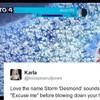 15 gas tweets that sum up Ireland during Storm Desmond