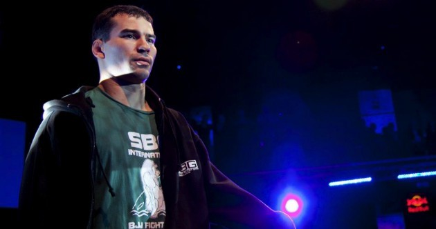 He's a former ballroom dancer and 12 other facts about Ireland's newest UFC debutant