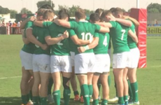 Ireland survive the desert heat to finish third in Dubai 7s tournament