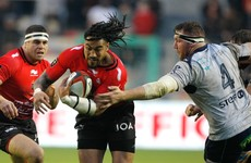 Ma'a Nonu makes explosive start with Toulon ahead of Leinster clash