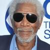 Morgan Freeman in emergency plane landing