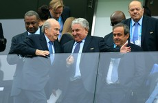 Memo appears to back Platini's claim money received from Fifa was 'a salary'
