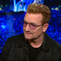 'They're a death cult, we're a life cult' - Bono tells CNN the difference between Islamic State and U2