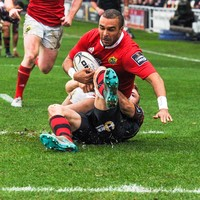 Munster's slide continues as they fall to another Pro12 defeat