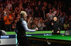 Neil Robertson made some snooker history on Sunday...and a LOT of money too
