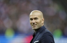 Zidane hoping Benzema escapes France suspension