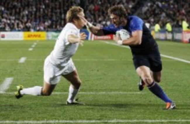 As it happened: England v France
