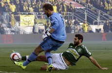 Keeper's blunder gifts Portland a goal after 27 seconds of MLS Cup final