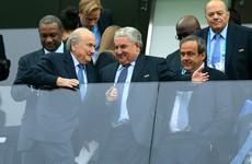 Blatter reportedly in FBI spotlight over $100 million bribery case
