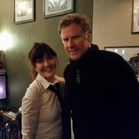 Will Ferrell had a quiet pint of Guinness in Dublin last night
