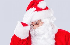 Santa caught in tax sting by inspectors posing as parents