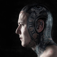 Body art: 16 brilliant portraits of people at Dublin's Tattoo Convention