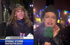 Irish weather reports versus American weather reports