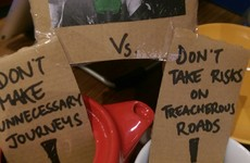 The Teresa Mannion tip jar is the best tip jar in Dublin right now