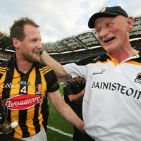 Jackie Tyrrell: When I was 18 or 19, I would have been happy to be Kilkenny waterboy
