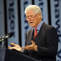 LIVE: Bill Clinton addresses the Global Irish Economic Forum