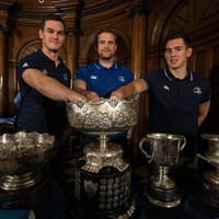 Sexton, Heaslip and Reid made the Leinster Schools Cup draw last night