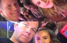 Will Ferrell and Mark Wahlberg had a selfie spree with Irish fans at the Daddy's Home premiere