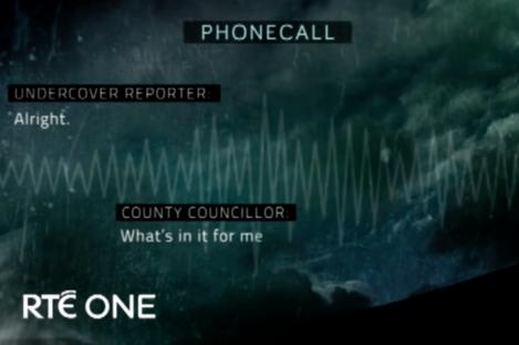 Last night's RTÉ Investigates