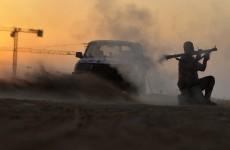 Fierce battle under way for Gaddafi's final stronghold