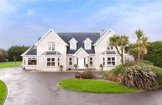 This six-bedroom house in Arklow is up for grabs