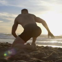 McGregor busts a move on the beach - The latest episode of UFC Embedded is here