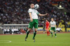 Injury could sideline Keane for Armenia clash