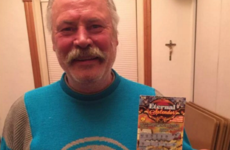 This homeless man has just won €450,000 on a scratchcard