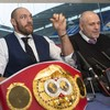 Tyson Fury stripped of his IBF belt - less than two weeks after winning it