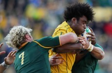 As it happened: South Africa v Australia