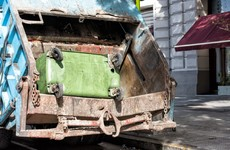 Homeless man 'lucky to be alive' after being thrown into rubbish truck