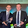 Martin and Michael O'Neill share Manager of the Year award after Euro qualifying success